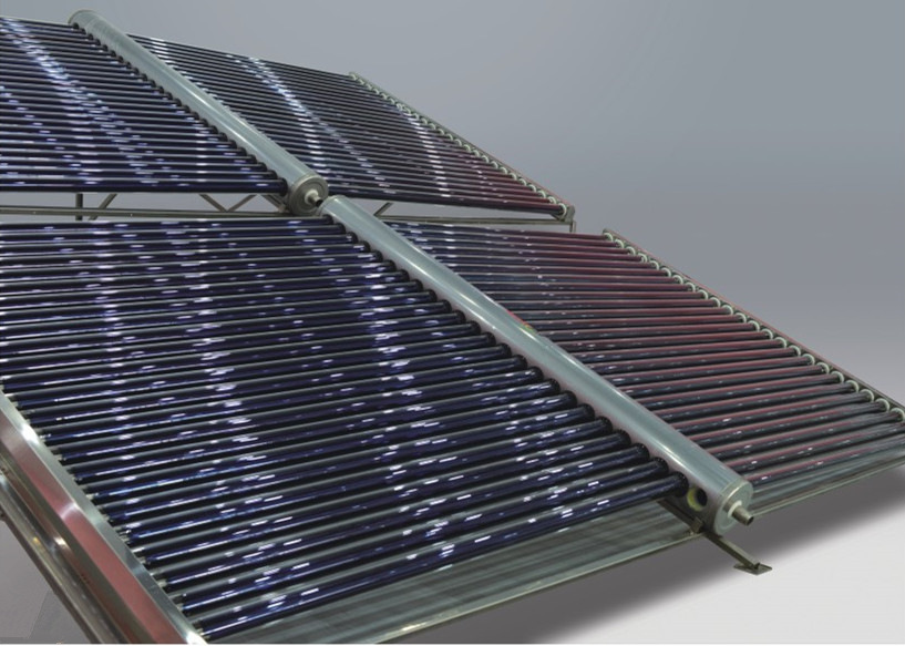 Project Integrated vacuum tube Solar Water Heater