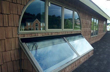 Flat Plate Solar Collector Product for water heating