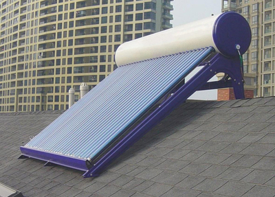 Non-pressure natural Vacuum Tube Solar Water Heater