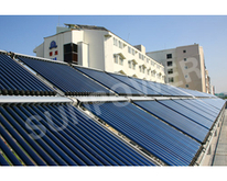 Spu Series Solar Project (CE & SOLAR KEY MARK)