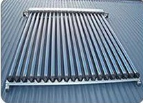 Flat panel Residential Heat Pipe Solar Water Heater