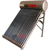 Non-Pressure natural residential Solar Water Heater