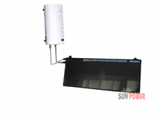 Passive Split Flat Panel Solar Water Heater Pressurized (SPFP)