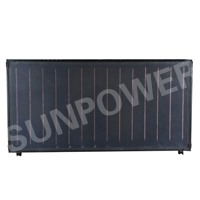Residential Effective Flat Plate Solar Collector (SPFP-CU/CU-1)
