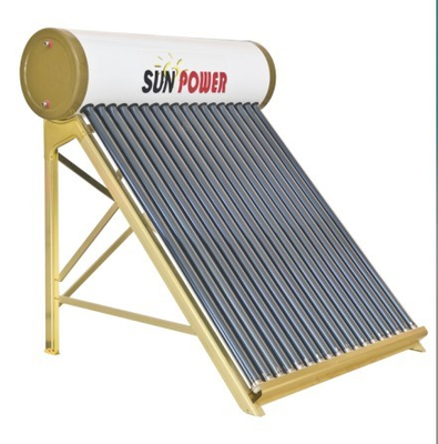 Non-Pressure thermosyphon residential Solar Water Heater