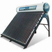 Lower Pressure passive Compact Solar Water Heater