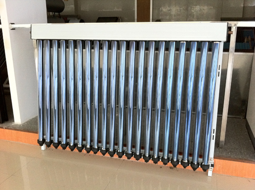 Solar Water Heating Pressurized Heat Pipe Split System