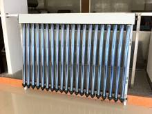Home Heat Pipe Pressurized Solar Water Heater