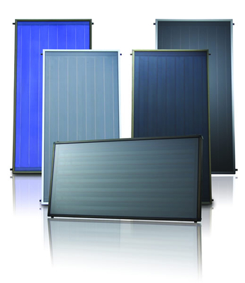 Flat Plate High Pressure Split Solar Collector