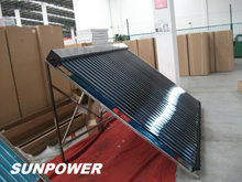 Domestic Pressurized Heat Pipe Solar Water Heater