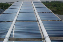 Project Stainless Steel commercial Solar Water Heater