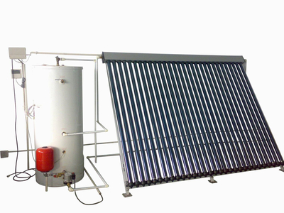 High Pressure Heat Pipe Commercial Solar Water Heater