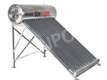 Non Pressure compact commercial Solar Water Heater