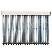 Balcony Heat Pipe Pressurized Solar Water Heater
