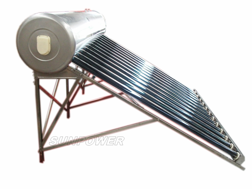 Non-Pressure Compact commercial Solar Water Heater