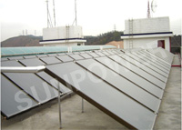 High Temperature Flat Plate Solar Thermal Collector Spfp (CE & SOLAR KEY MARK)