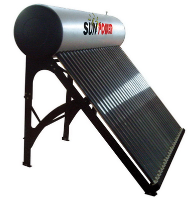 Non-pressure industrial commercial Solar Water Heater