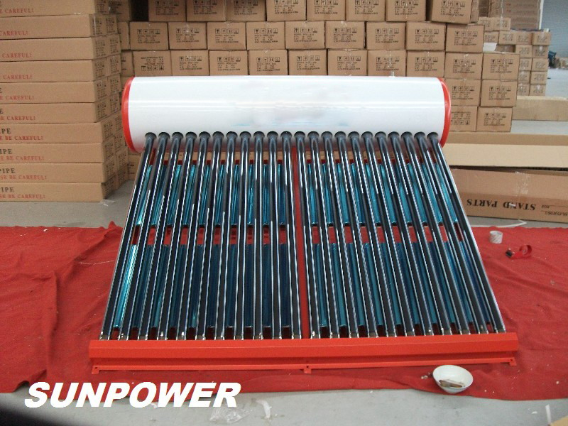 Direct Plug Solar Water Heater