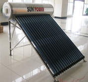 High Pressure Compact Pressurized Solar Water Heater