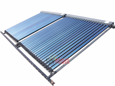 Powerful Heat Pipe Pressurized Solar Water Heater
