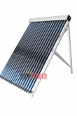Aluminum Heat Pipe Pressurized Solar Water Heater