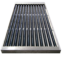 Powerful Outdoor Heat pipe U pipe Solar collector