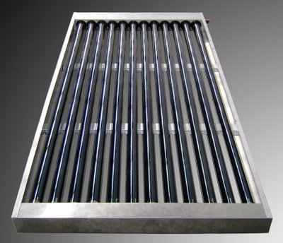 Commercial Outdoor Flat panel U pipe Solar collector