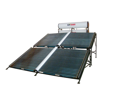 Project domestic commercial Solar Water Heater