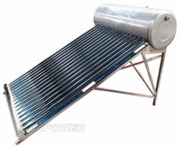 outdoor non pressurized residential Solar Water Heater